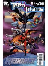 Комикс 2007-01 Teen Titans 41