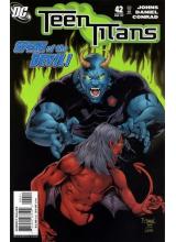 Комикс 2007-02 Teen Titans 42
