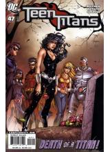 Комикс 2007-07 Teen Titans 47