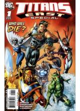 Комикс 2008-01 Teen Titans East 1