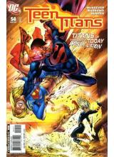 Комикс 2008-02 Teen Titans 54