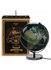 Класически Голям Глобус със Светлилен Ефект Gentlemen's Hardware City Lights GEN235
