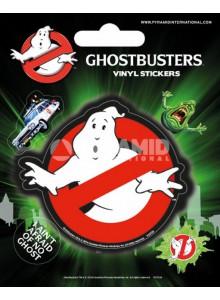 Комплект стикери Ghostbusters