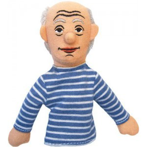 Finger Puppet Picasso