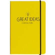 A5 Тефтер Great Ideas HAP120