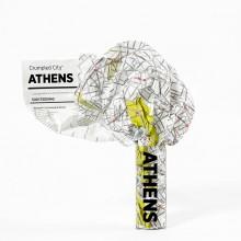 Джобна Непромокаема Карта Атина