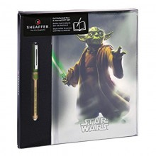 Gift Set Roller and Journal Sheaffer Star Wars Yoda