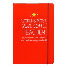 HAP510 A5 Тефтер Awesome Teacher