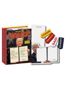 Лепящи Бележки Изпълнителните Заповеди на Тръмп