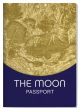 Малък Тефтер Паспорт Луната