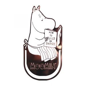 Метален книгоразделител | Мама Муминка