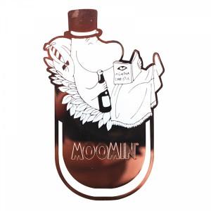 Metal Bookmark | Moomin Papa