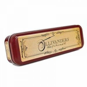 Метална кутия за моливи - Хари Потър Оливандър