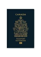 Тефтер Паспорт Канада