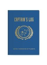 Тефтерче Паспорт Captains Log