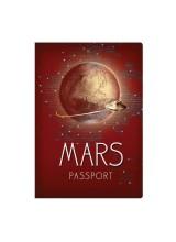 Тефтерче Паспорт Марс