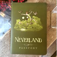 Тефтерче Паспорт Небивалата земя