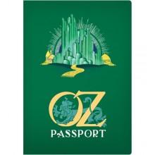 Тефтерче Паспорт OZ
