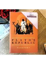 Тефтерче Паспорт Платоновата Държава