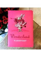 Тефтерче Паспорт Страната на Чудесата