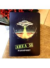 Тефтерче Паспорт Зона 51