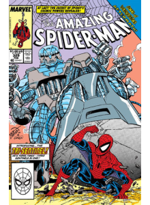Comics 1989-10 The Amazing Spider-Man 321