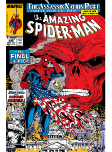 Comics 1989-11 The Amazing Spider-Man 325