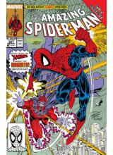 Комикс 1989-12 The Amazing Spider-Man 327