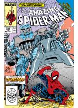 Комикс 1990-02 The Amazing Spider-Man 329