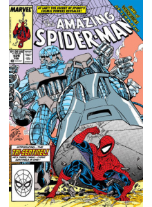 Comics 1990-02 The Amazing Spider-Man 329