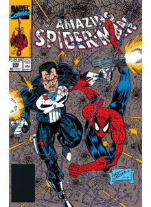 Comics 1990-03 The Amazing Spider-Man 330
