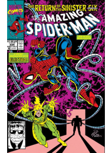 Comics 1990-07 The Amazing Spider-Man 334
