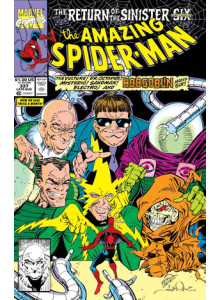 Comics 1990-08 The Amazing Spider-Man 337
