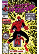 Комикс 1990-11 The Amazing Spider-Man 341