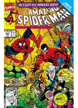 Комикс 1991-01 The Amazing Spider-Man 343