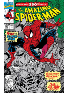 Comics 1991-08 The Amazing Spider-Man 350