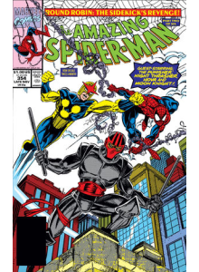 Comics 1991-11 The Amazing Spider-Man 354