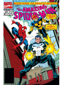 Comics 1992-01 The Amazing Spider-Man 357