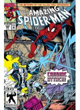 Комикс 1992-02 The Amazing Spider-Man 359