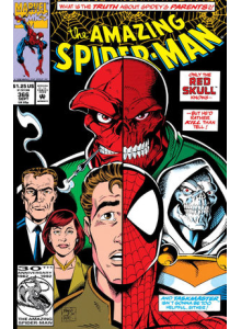 Comics 1992-09 The Amazing Spider-Man 366