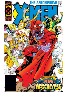 Comics 1995-03 The Astonishing X-Men 1