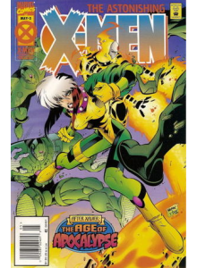 Comics 1995-05 The Astonishing X-Men 3