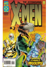 Комикс 1995-06 The Astonishing X-Men 4