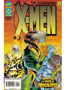 Comics 1995-06 The Astonishing X-Men 4