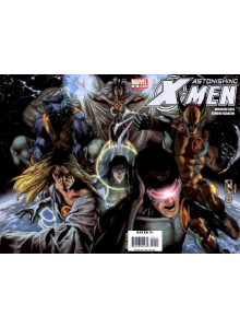 Comics 2008-09 The Astonishing X-Men 25