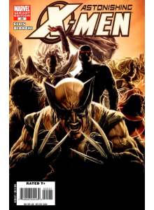 Comics 2008-09 The Astonishing X-Men 25 Lee Bermeje Variant
