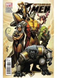 Comics 2011-07 The Astonishing X-Men 38