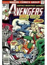 Комикс 1977-01 The Avengers 155