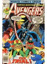Комикс 1977-06 The Avengers 160