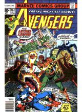 Комикс 1977-10 The Avengers 164